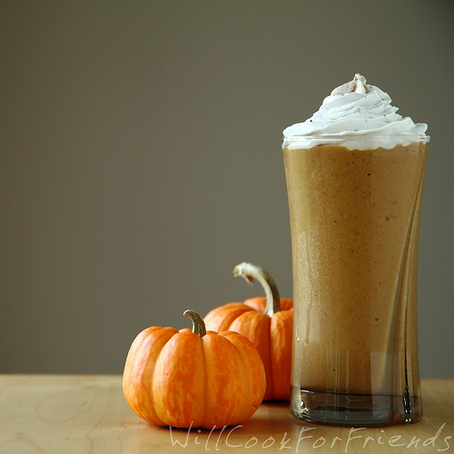 Pumpkin-Protein Smoothie Recipe — Dishmaps