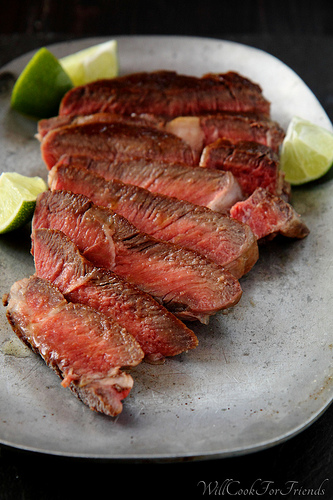 Pan-Seared Ribeye with Chimichurri Sauce & 12 Tips for the Perfect ...