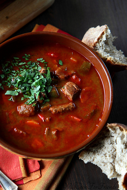 Hungarian Goulash, and My New Found Love of Paprika (FAK ...