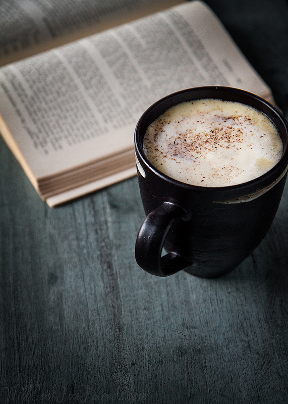 Cardamom & Orange Spiced White Hot Chocolate | Will Cook For Friends