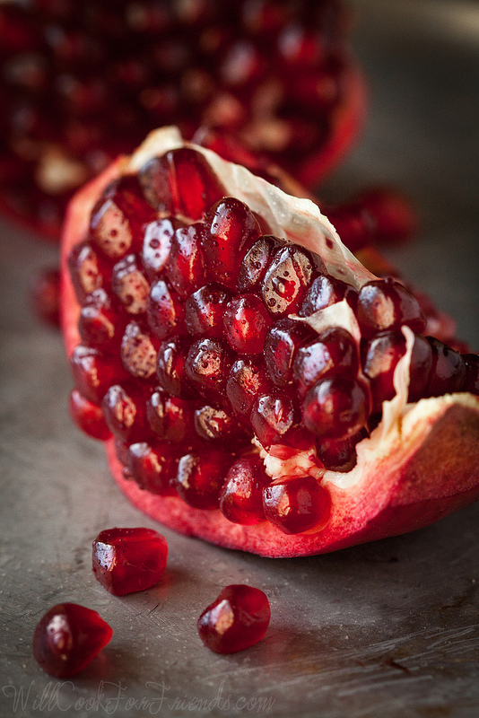 Pomegranate Rubies | Will Cook For Friends