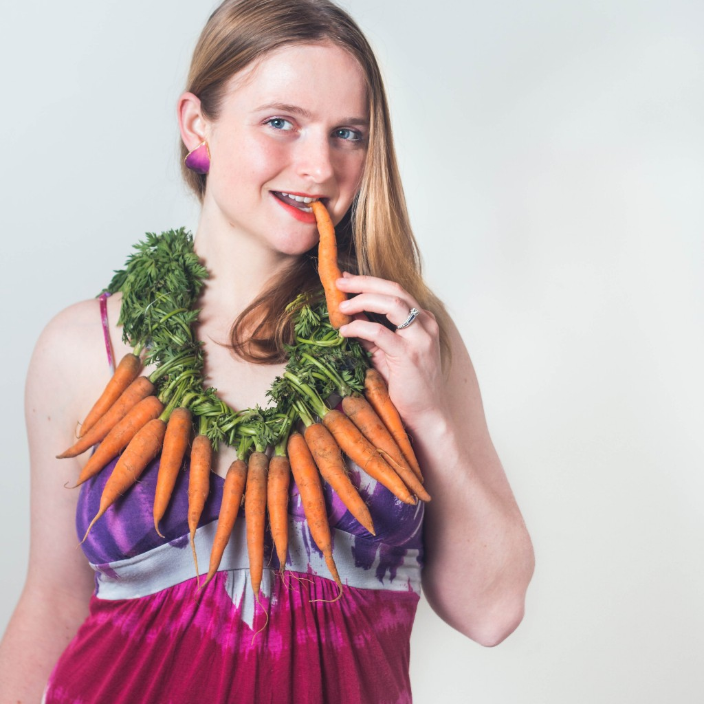 14 carrot jewelry (my kind of candy necklace)