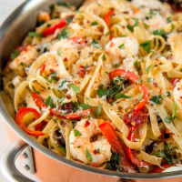 Shrimp Fettucini, web-2