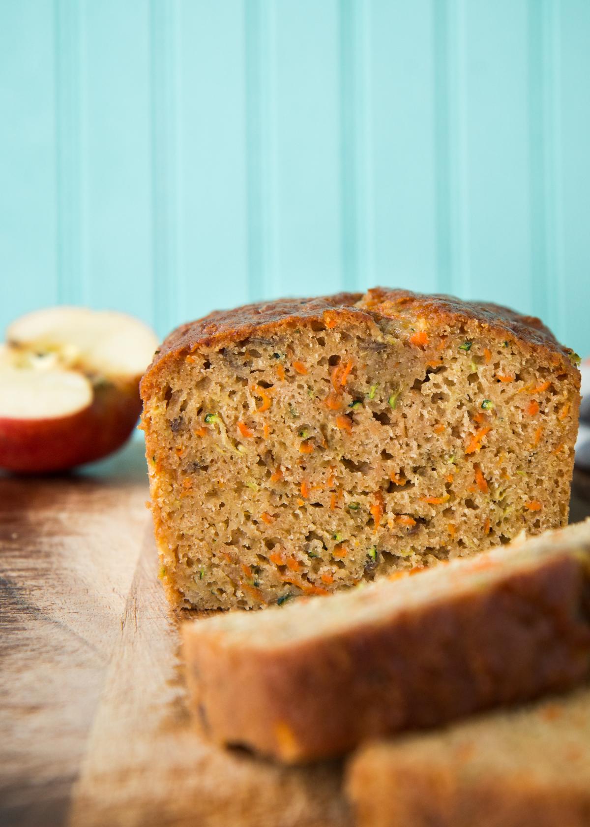 Zucchini Bread Recipes Moist Easy