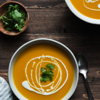 Curred Kabocha Squash Soup, web-10