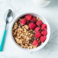 Honey and Hazelnut Granola, web file-8