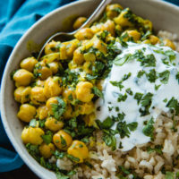 Vegetarian Chickpea Curry, web-3