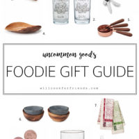 Foodie Gift Guide, from willcookforfriends.com