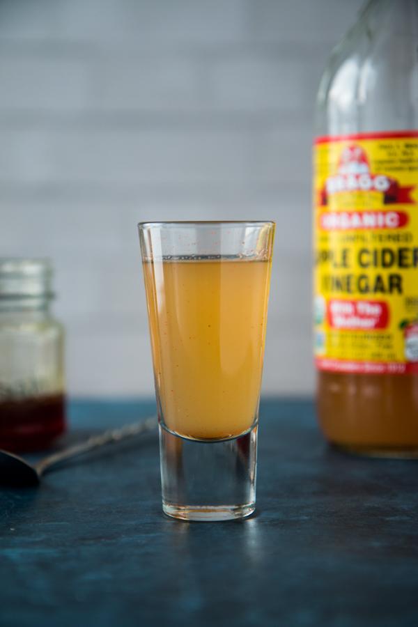 Apple Cider Vinegar Metabolism Booster