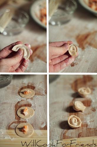 collage 3 tortellini