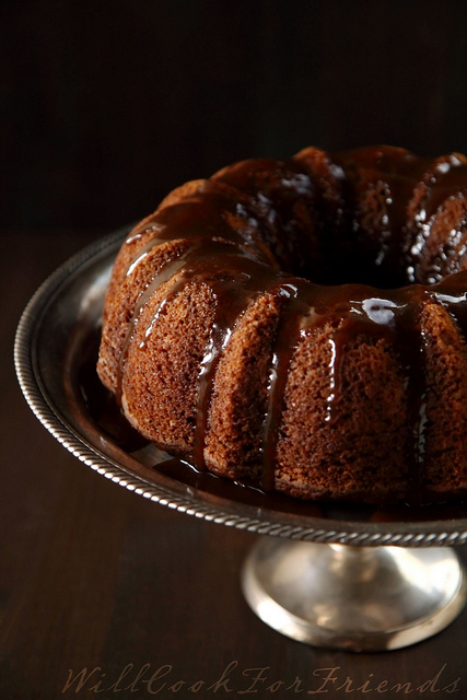 Pumpkin Gingerbread Bundt 2/3