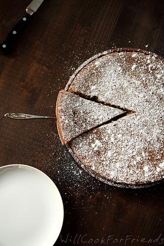 Chestnut Cake, 1/3