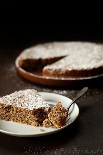 Chestnut Cake, 3/3