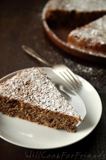 Chestnut Cake, 2/3
