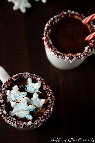 Homemade Hot Cocoa Mix, 1/3