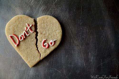 Don't Go Breakin My Heart