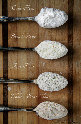 It S All About The Flour Different Types Amp How To