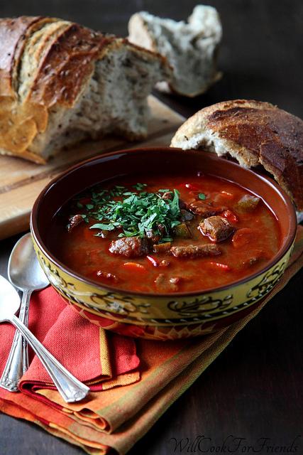Hungarian Beef Goulash