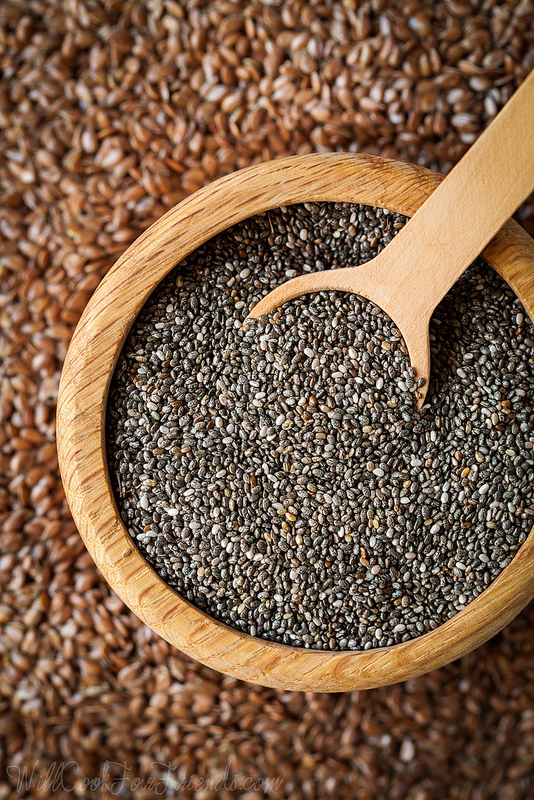"Chia Seeds -- How To Make a ""Chia Egg"""