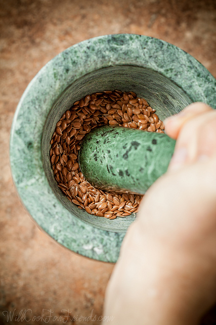 How To Grind Your Own Flax Seeds
