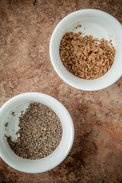 How To Make a Flax (or Chia) Egg