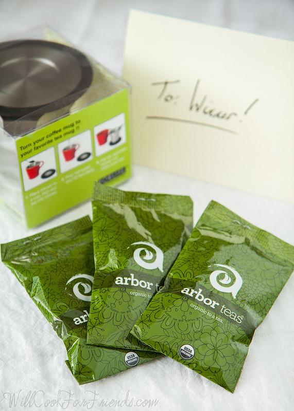 Arbor Tea Giveaway