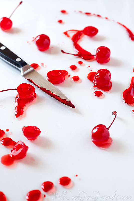 Maraschino Massacre (Maraschino Cherries and How They Are Made)