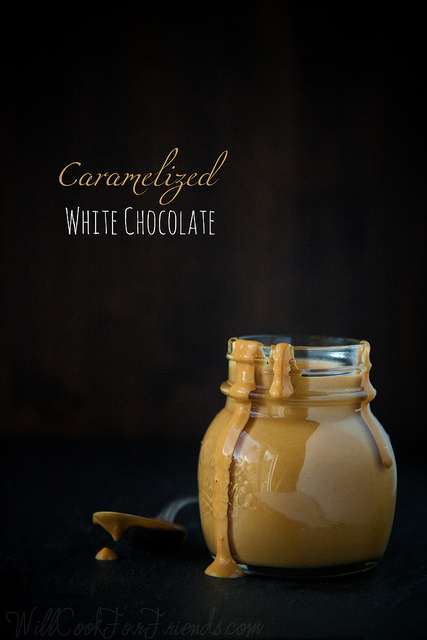 Caramelized White Chocolate