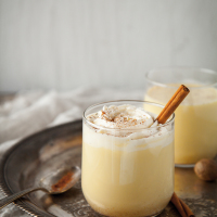 Homemade Eggnog-1