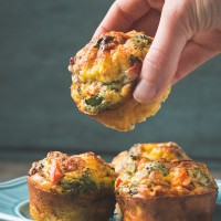 Crustless Mini Quiche | Will Cook For Friends