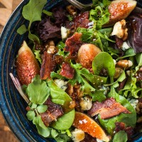 Fig Bacon & Blue Cheese