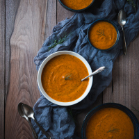 Roasted Red Pepper and Fennel Soup, web ready-4