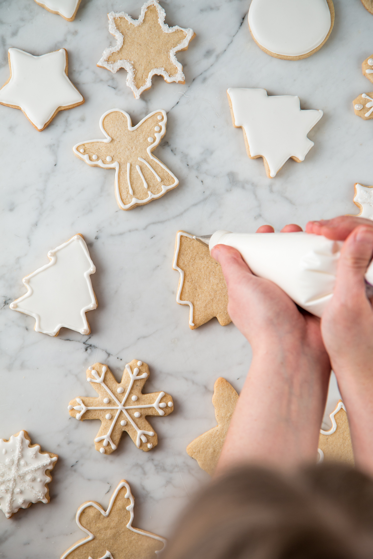 Decorating With Royal Icing Sugar Cookie 101 Will Cook