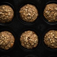 Banana oat breakfast muffins, web-10