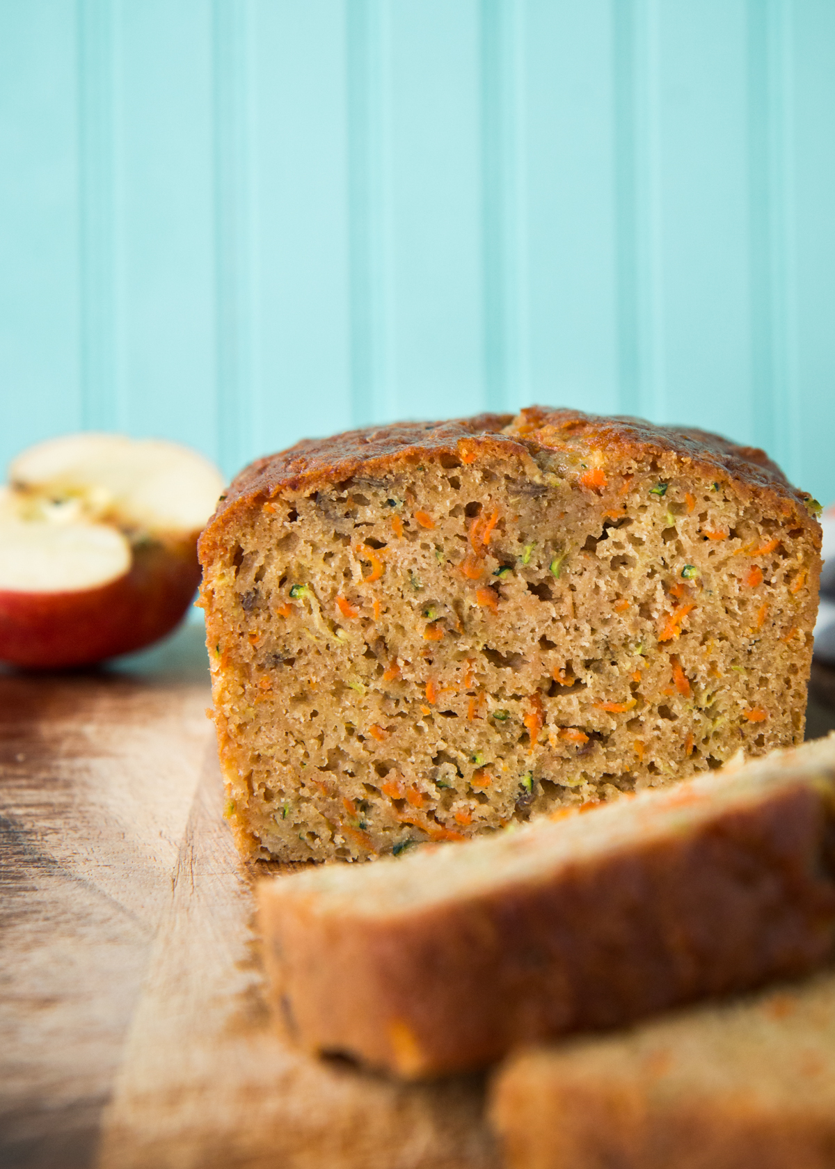 Zucchini Carrot Apple Bread Will Cook For Friends