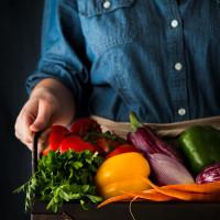 Fresh Vegetables, web file-19
