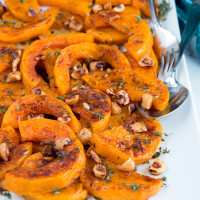 Butternut Squash with Hazelnut Brown Butter Sauce, web file-4