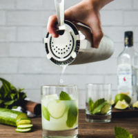 Cucumber & Mint Mojitos, web-2