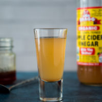 Apple Cider Vinegar Metabolism Booster