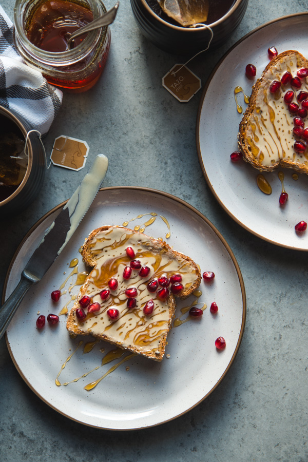 tahini-honey-toasts