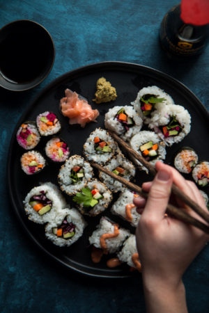 vegetarian-sushi-and-five-tips-for-great-sushi-at-home